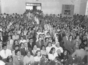 Fotos Antigas Centro Espírita Ismênia de Jesus
