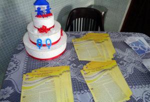 Comemorações 80 Anos C.E.I.J.